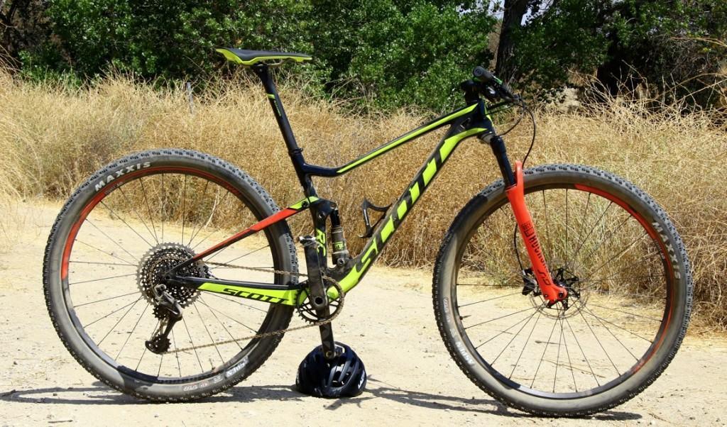 8ca2429dd First Ride - Scott Spark RC 900 World Cup | Mountain Bike Action Magazine