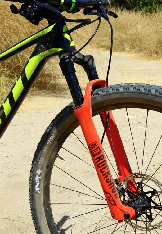 First Ride Scott Spark Rc 900 World Cup Mountain Bike Action