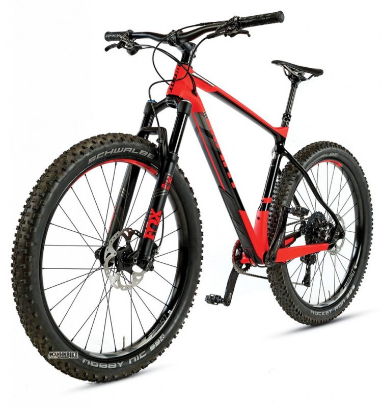 Tested - Giant XTC Advanced +   Mountain Bike Action Magazine