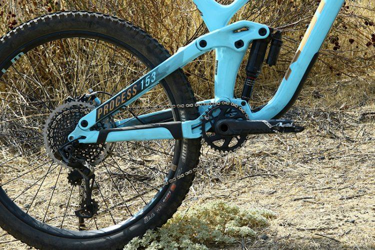 First Ride - Kona Process 153 CR DL 27.5 | Mountain Bike Action Magazine