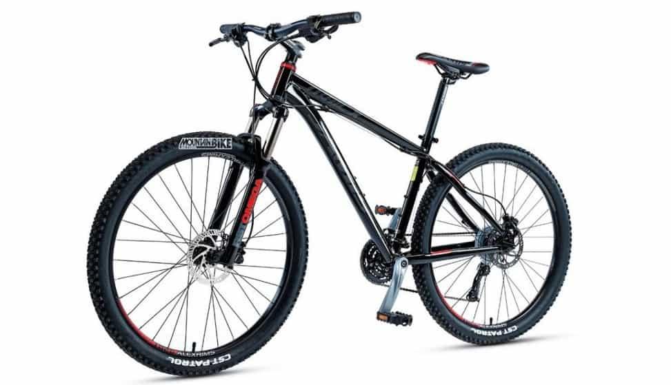 2533121cf29 Tested - Jamis Trail Expert | Mountain Bike Action Magazine