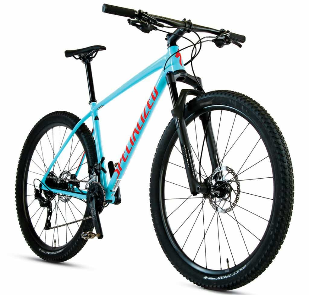 Review Specialized Chisel Comp Mountain Bike Action