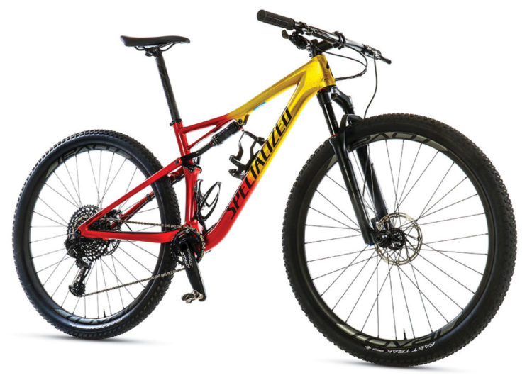 Review 2018 Specialized Epic Expert Mountain Bike Action Magazine
