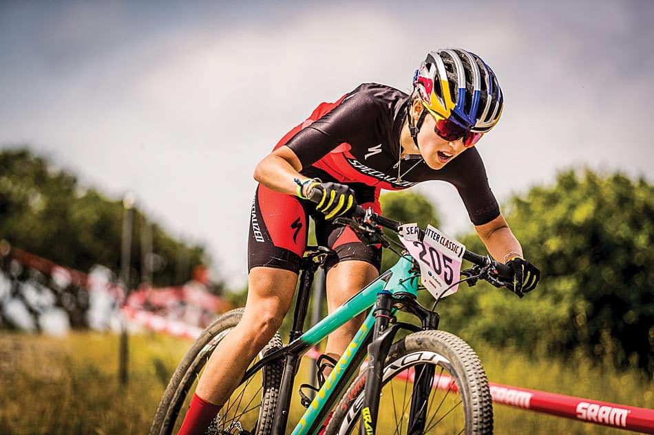 North Country Subaru >> Inside the Pro's Bikes - Kate Courtney | Mountain Bike Action Magazine