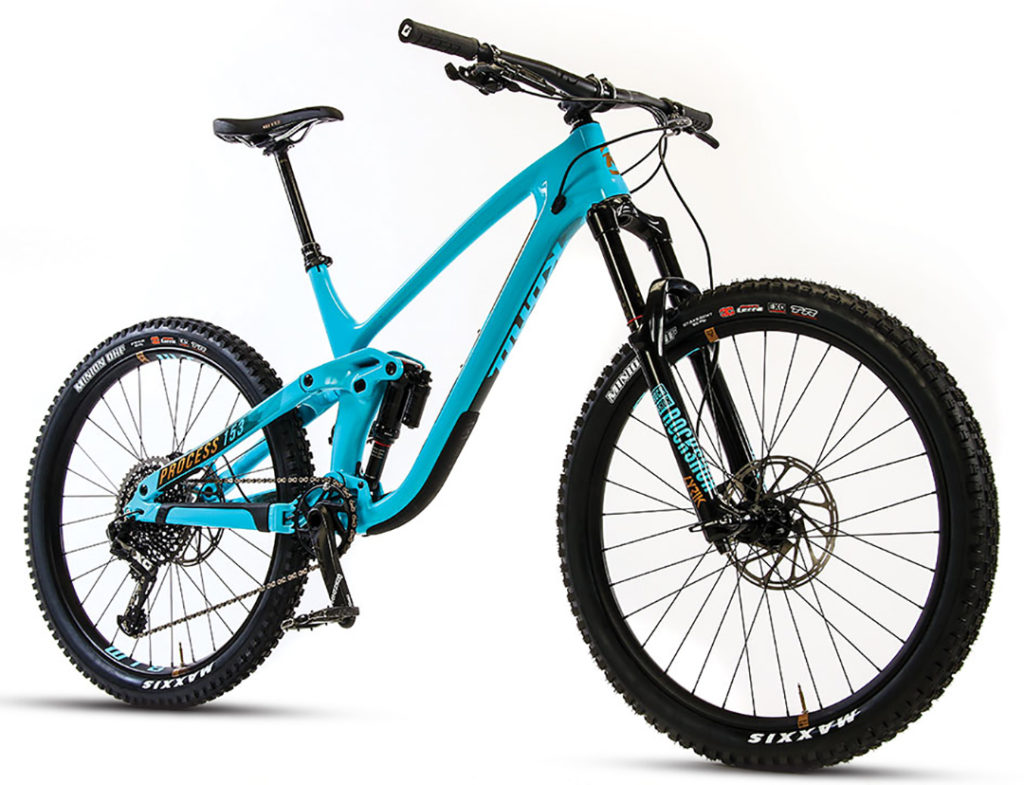 Review - Kona Process G2 153 CR/DL 27.5 | Mountain Bike Action Magazine