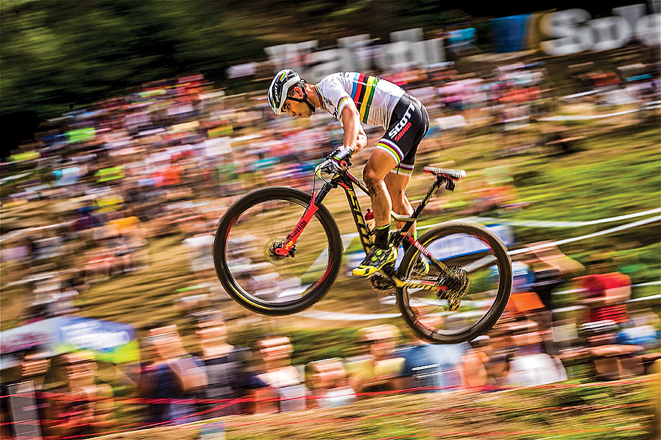 MEET THE RIDERS AND THEIR RIDES: Nino Schurter | Mountain