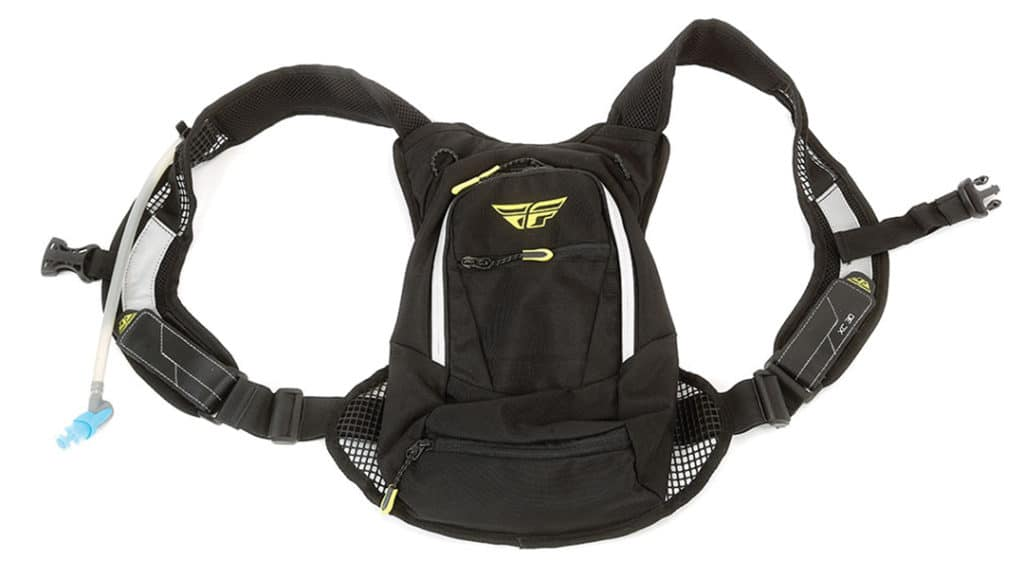 Fly Racing 3 Liter Mens Motocross Hydration Pack Automotive Hydration Packs