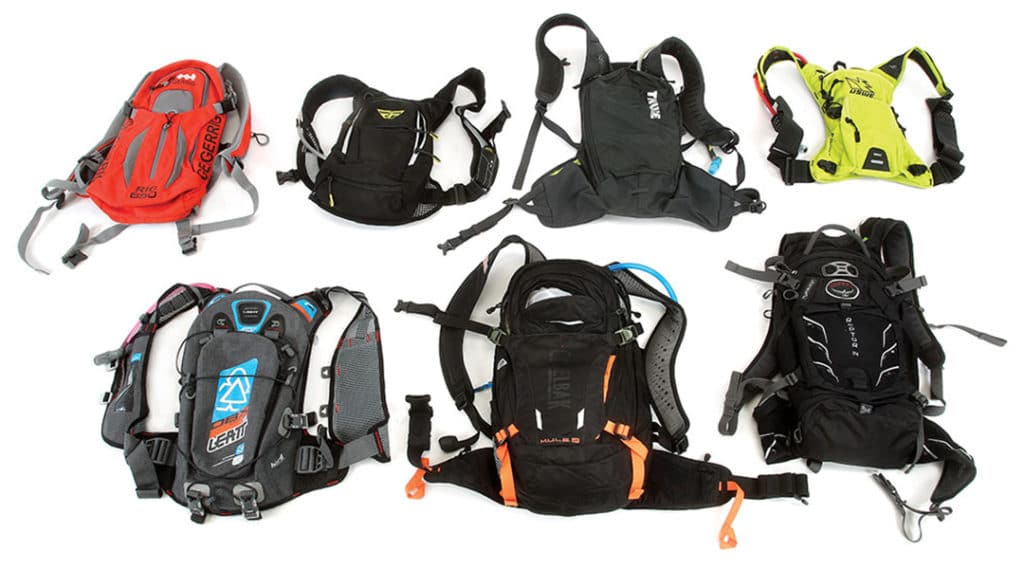 Throwback Thursday: Hydration Pack Shootout