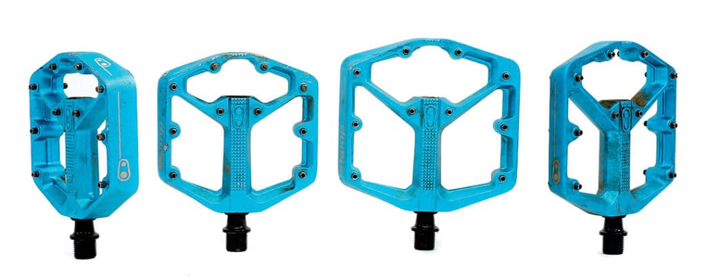 Review Crank Brothers Stamp 3 Pedals