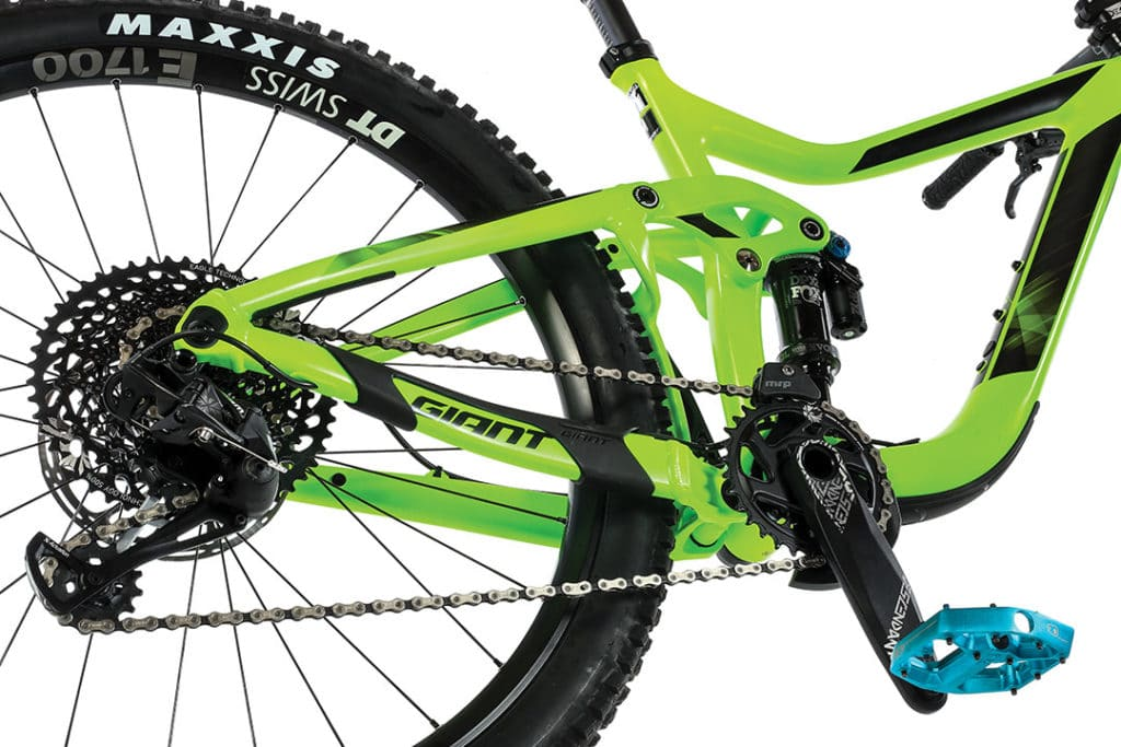 Review - 2018 Giant Reign Advanced 1 | Mountain Bike Action