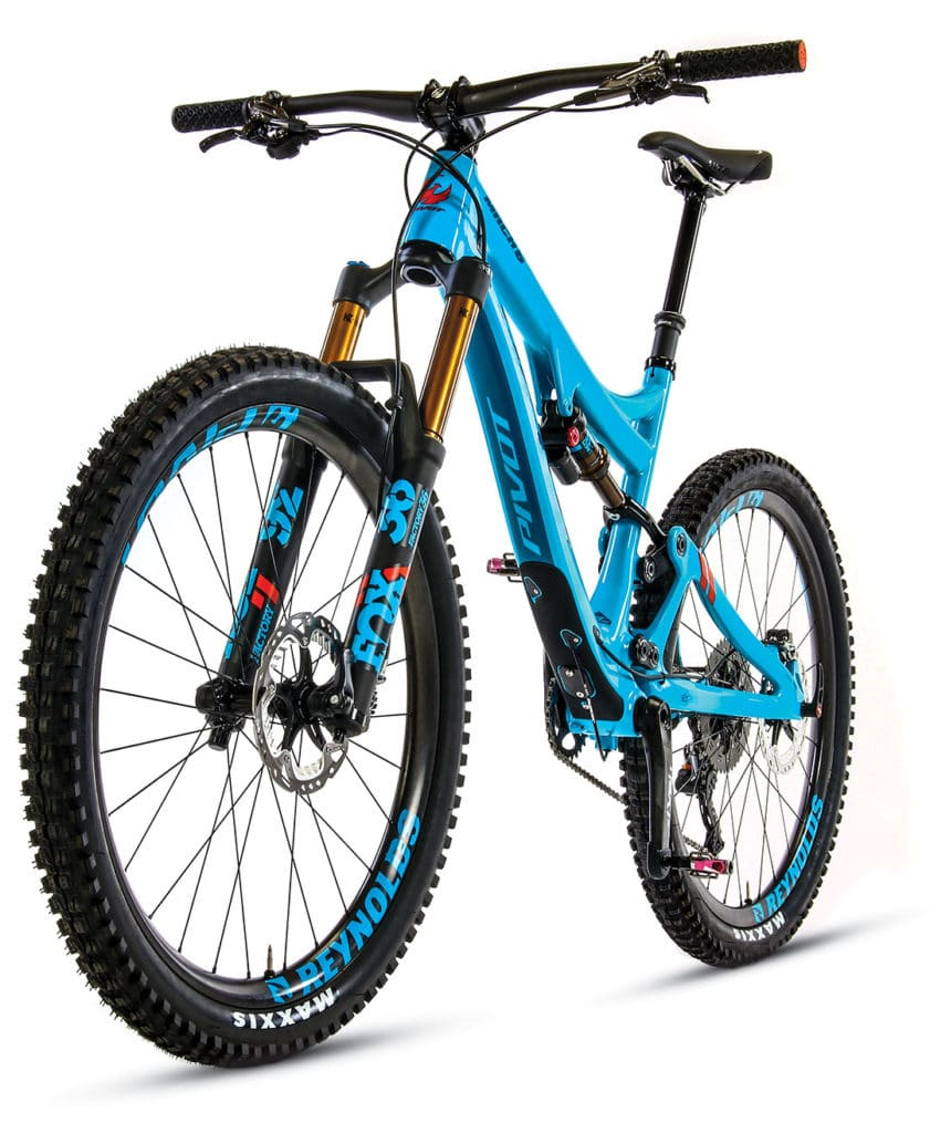Review Pivot Mach 6 Carbon Mountain Bike Action Magazine