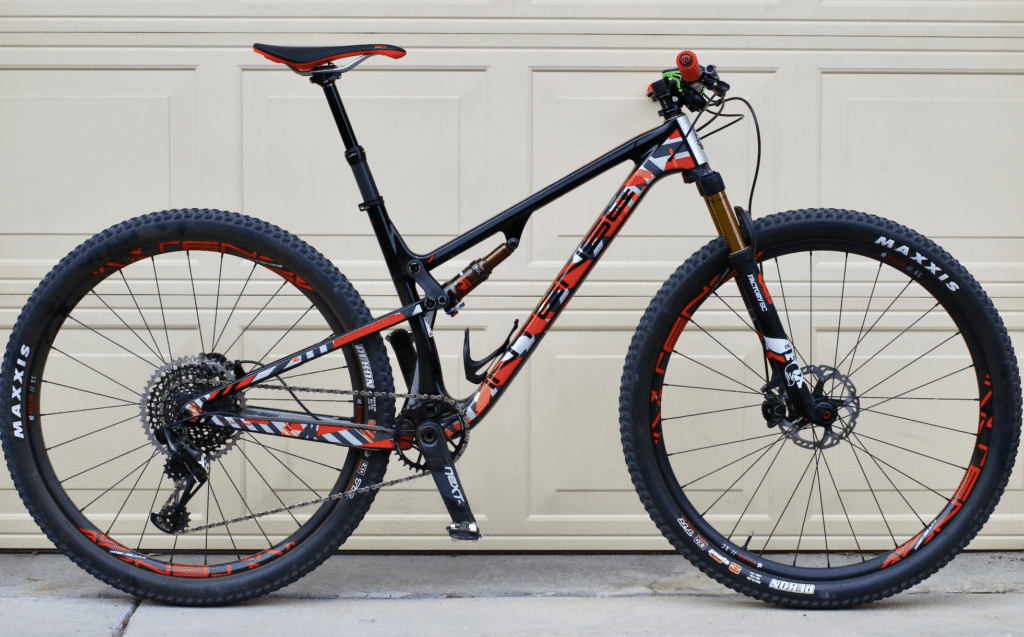First Rides - All New Intense Sniper XC | Mountain Bike Action Magazine