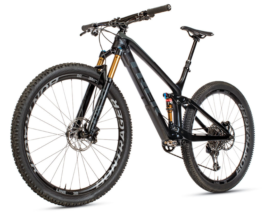 Review Trek Fuel Ex 9 29