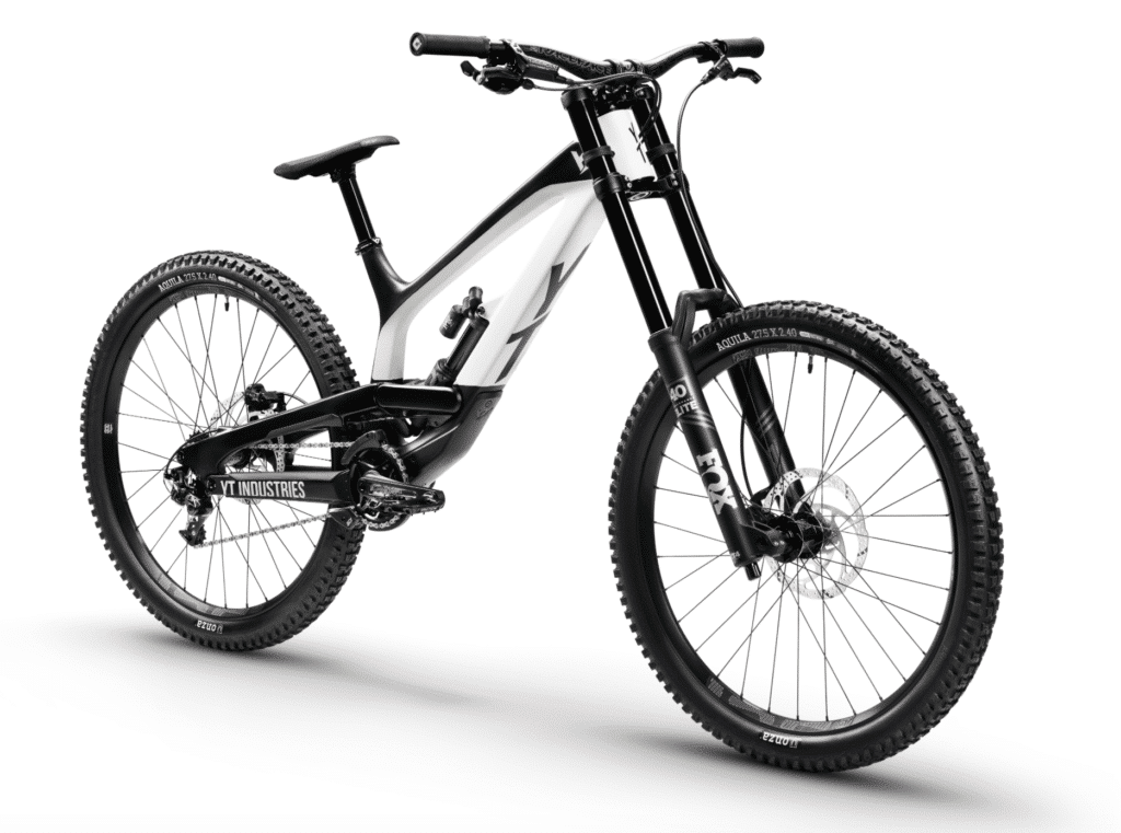YT Launches New Tues DH Bike   Mountain Bike Action Magazine