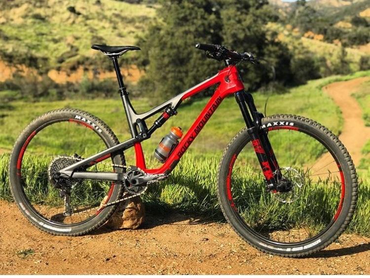 Neu: Rocky Mountain Thunderbolt 2018 mountainbike