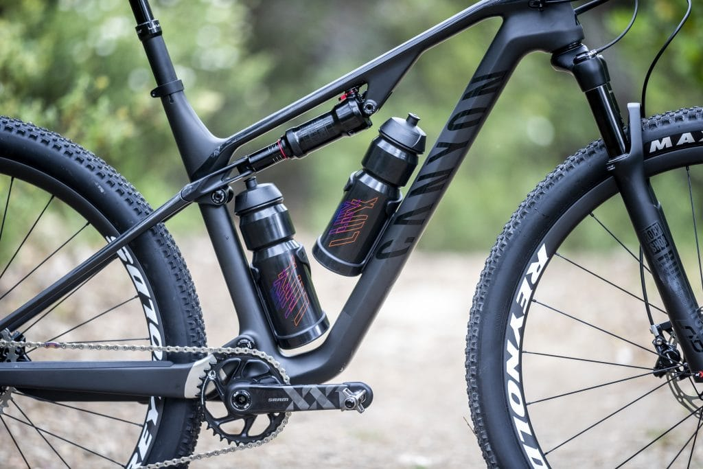 Introducing The All-New 2019 Canyon Lux | Mountain Bike