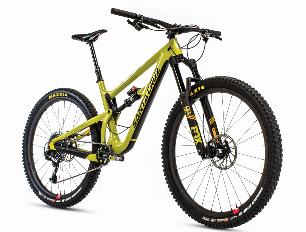 Review Santa Cruz Hightower Lt Mountain Bike Action Magazine