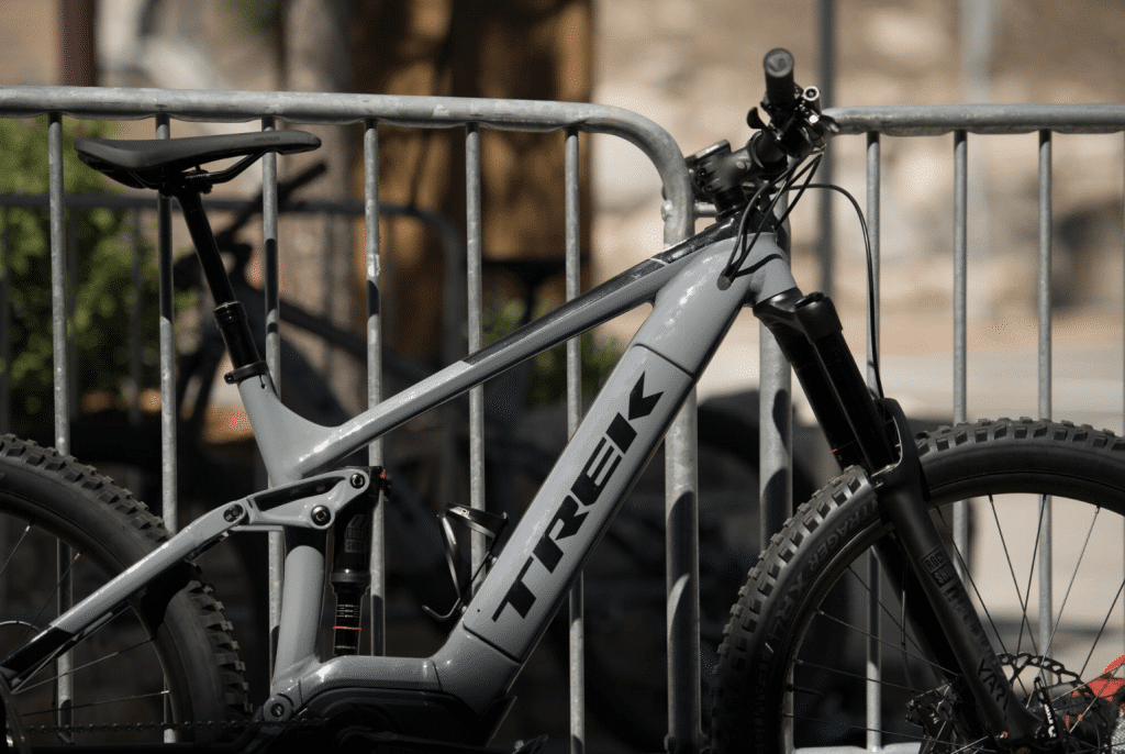 Trek expands e-MTB lineup with all-new carbon Powerfly LT 9.7 | Mountain Bike Action Magazine