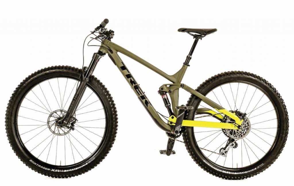Bike Review - Trek Full Stache 8 | Mountain Bike Action Magazine