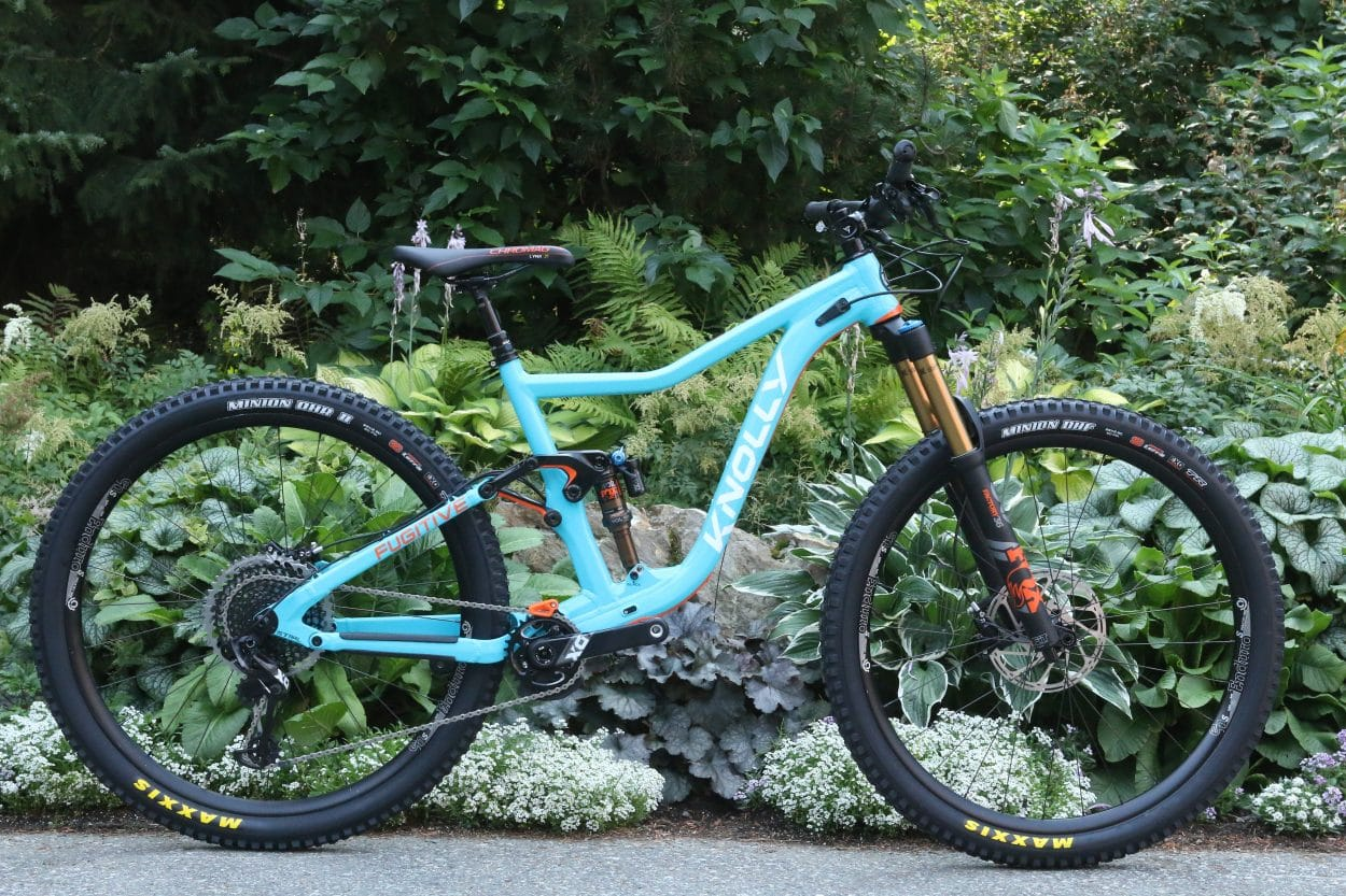 Crankworx 2018 Knolly Fugitive Lt Mountain Bike Action