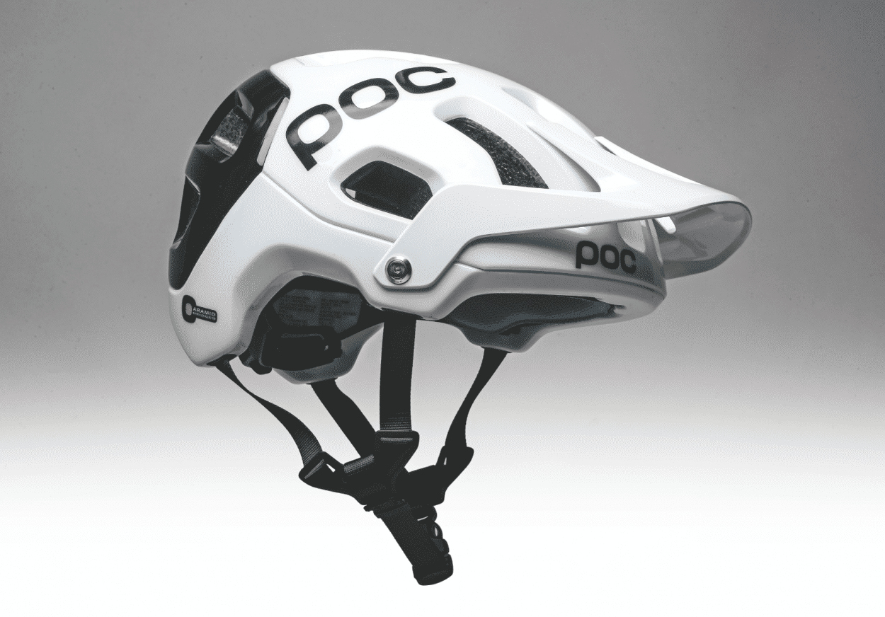 Review Poc Tectal Race Spin Helmet Mountain Bike