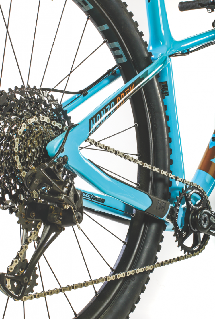 Review - Kona Honzo CR Hardtail | Mountain Bike Action Magazine