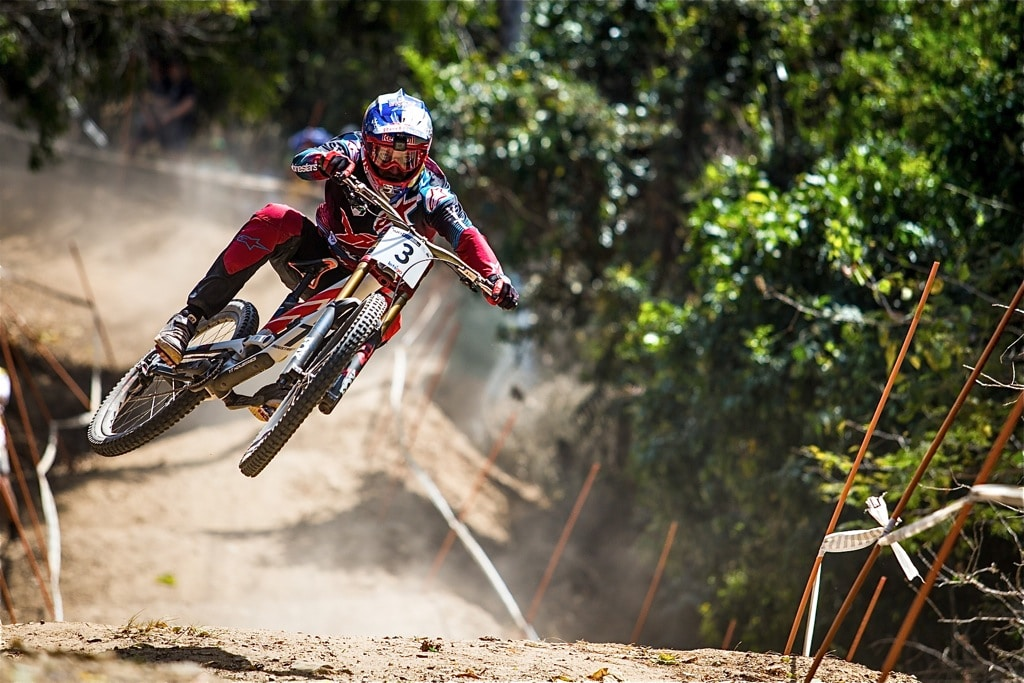 Aaron Gwin Has Been Testing A 29 Inch Downhill Bike For Yt