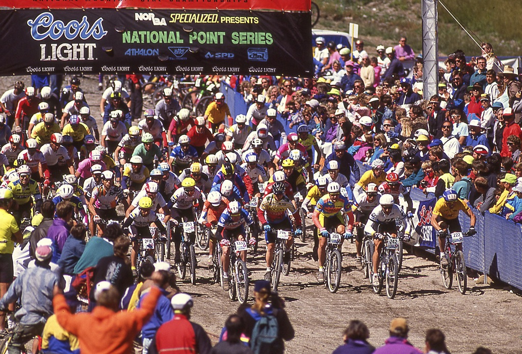 Throwback Thursday: Mountain Bike Racing in 1990 & the ...