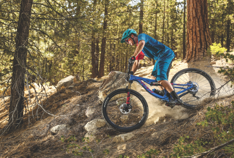 Bike Review Pivot Switchblade Aluminum Mountain Bike Action Magazine