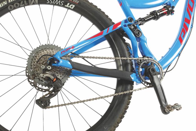 Bike Review: Pivot Switchblade Aluminum   Mountain Bike Action Magazine
