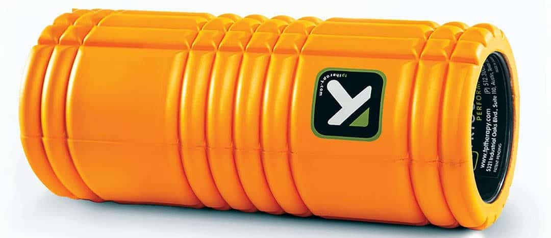 New Product Discovery - Trigger Point Grid Foam Roller   Mountain Bike Action Magazine