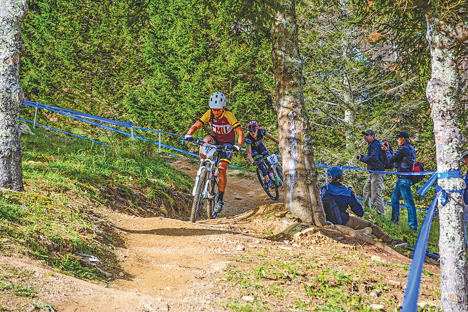 Flashback Friday Collegiate Mountain Biking Mountain Bike Action Magazine