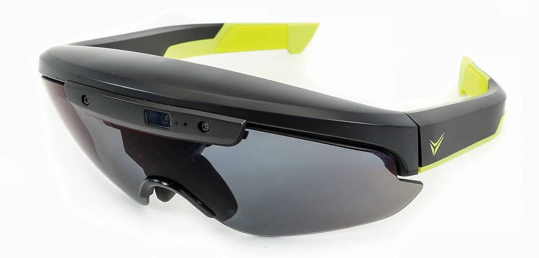 Everysight s new Raptor smart glasses take the technology used by fighter  pilots and apply it to cycling. The glasses use BEAM projection technology  in ... c1fe593a9