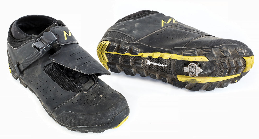 Product Test: Shimano SH-ME7 Shoes