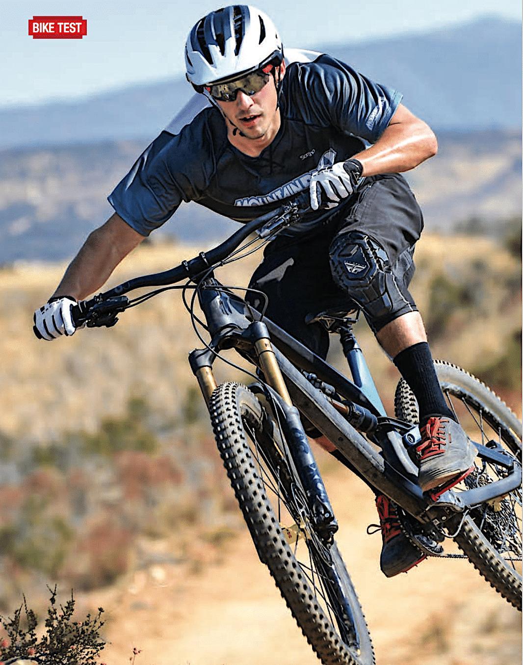 Bike Test: Canyon Torque CF 9 0 PRO   Mountain Bike Action Magazine