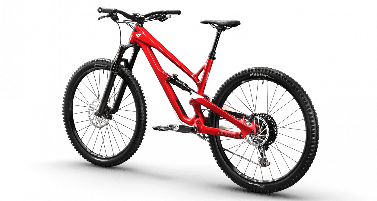 906fa774c9f YT Industries All-New JEFFSY | Mountain Bike Action Magazine
