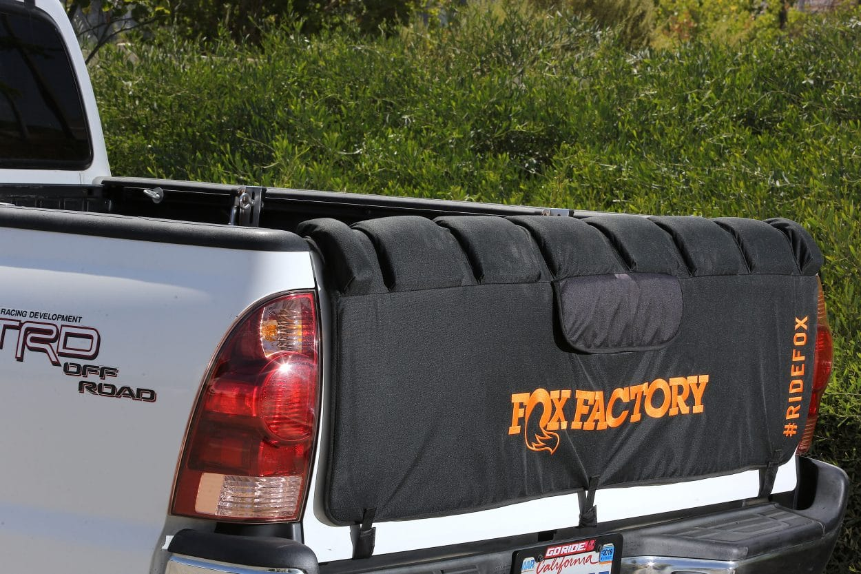 New Product Discovery Fox Factory Tailgate Pad 2 0