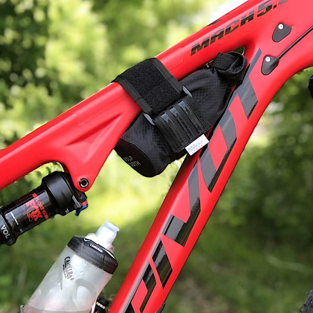 Product Test: Wolf Tooth Components B-Rad Roll-Top Bag | Mountain Bike Action Magazine