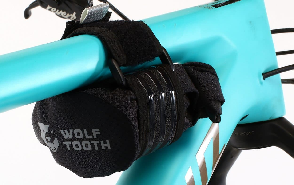 Product Test: Wolf Tooth Components B-Rad Roll-Top Bag