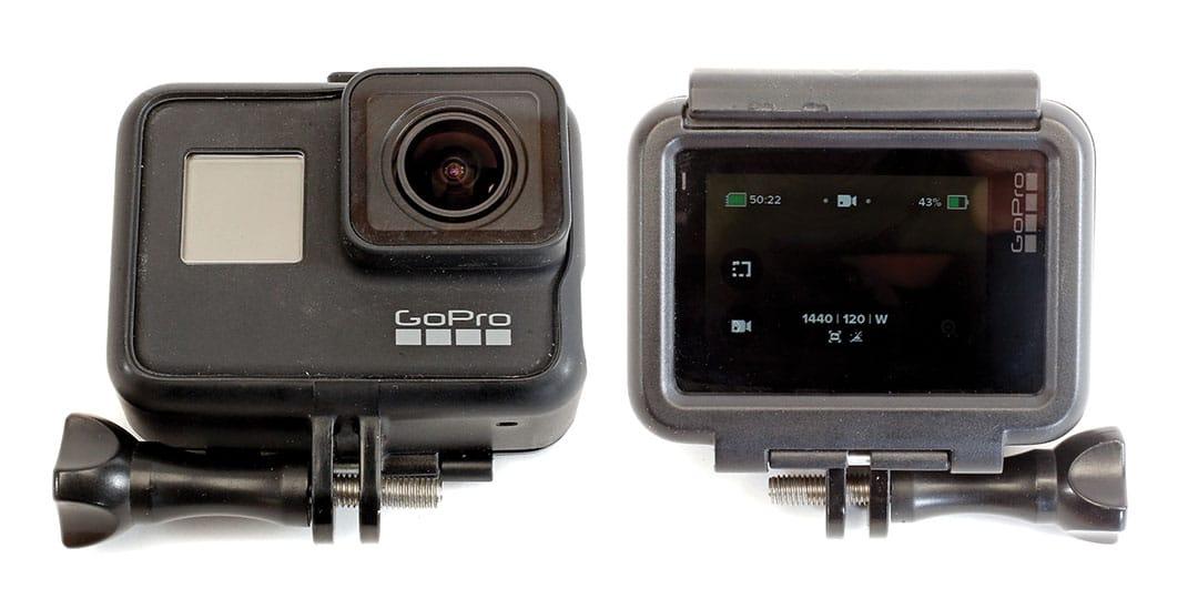 Product Test: GoPro Hero7 Black vs  Rylo 360 | Mountain Bike Action