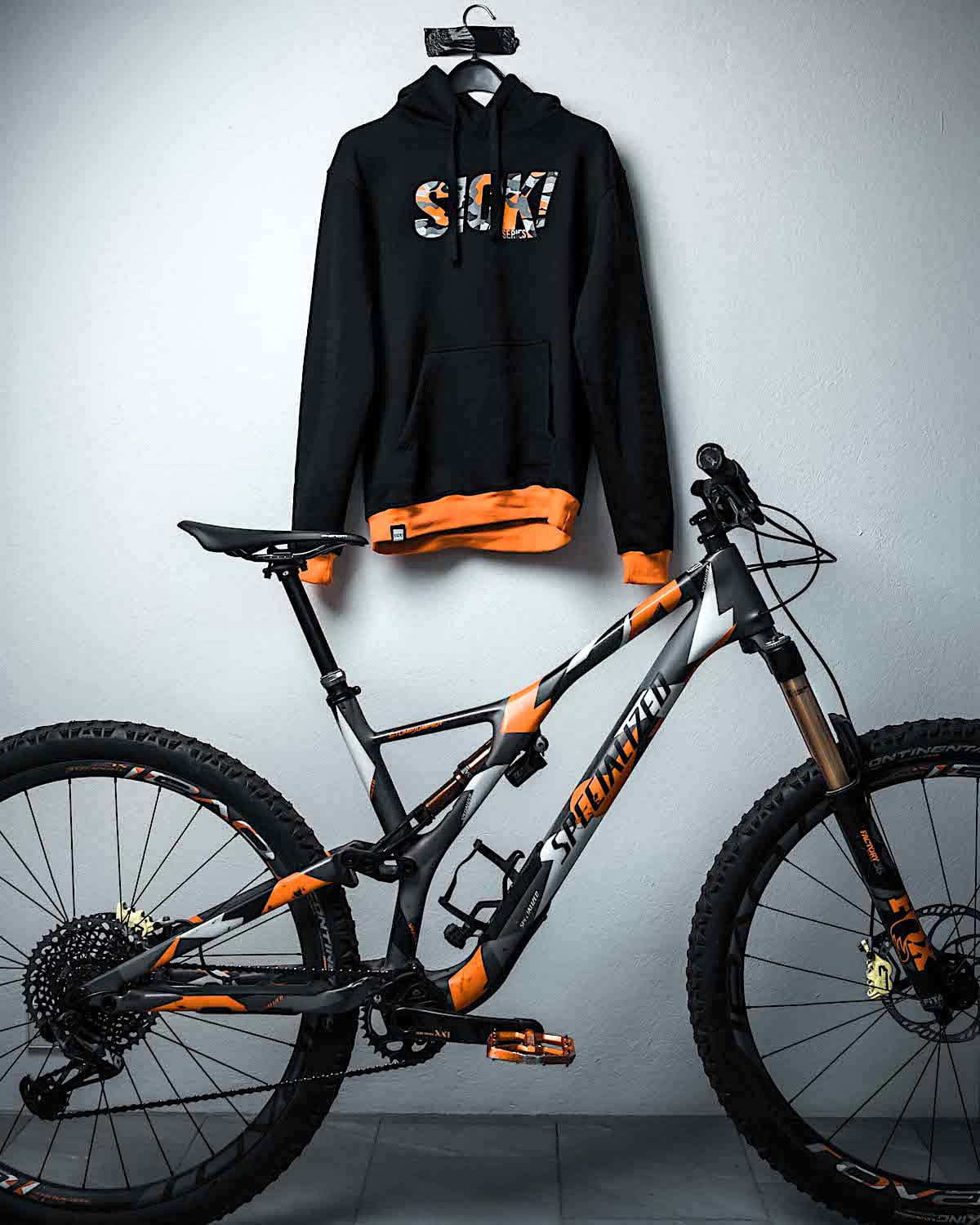 New Product Discovery: Sick! Series Line | Mountain Bike
