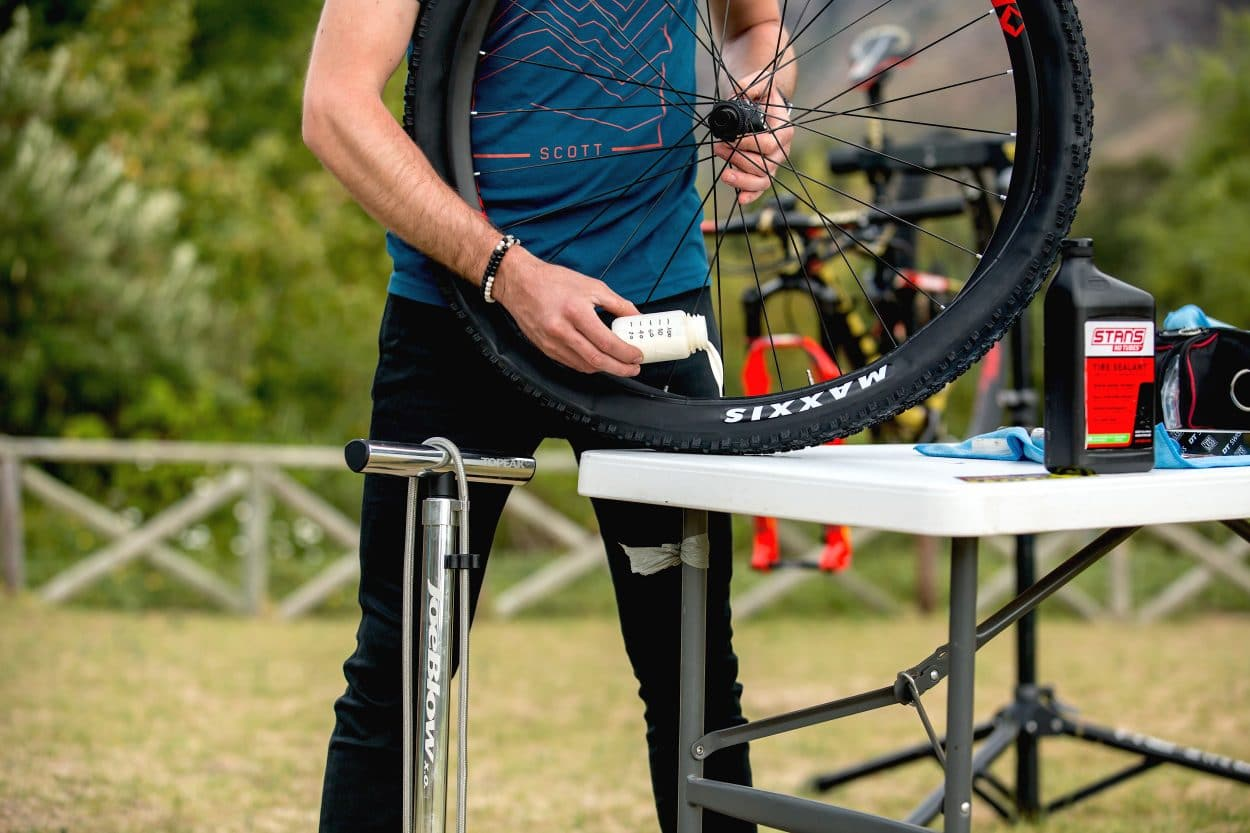 Ask MBAction: In Need of Tubeless Tips | Mountain Bike Action Magazine