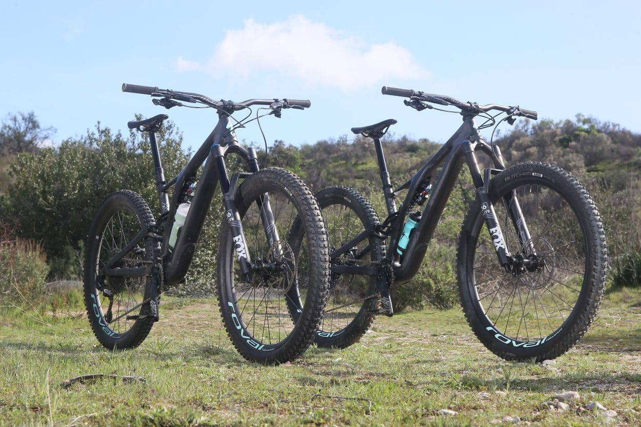 First Look: Specialized Stumpjumper Carbon EVO Pro   Mountain Bike