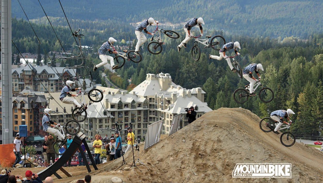 Throwback Thursday Mountain Bike Action Magazine