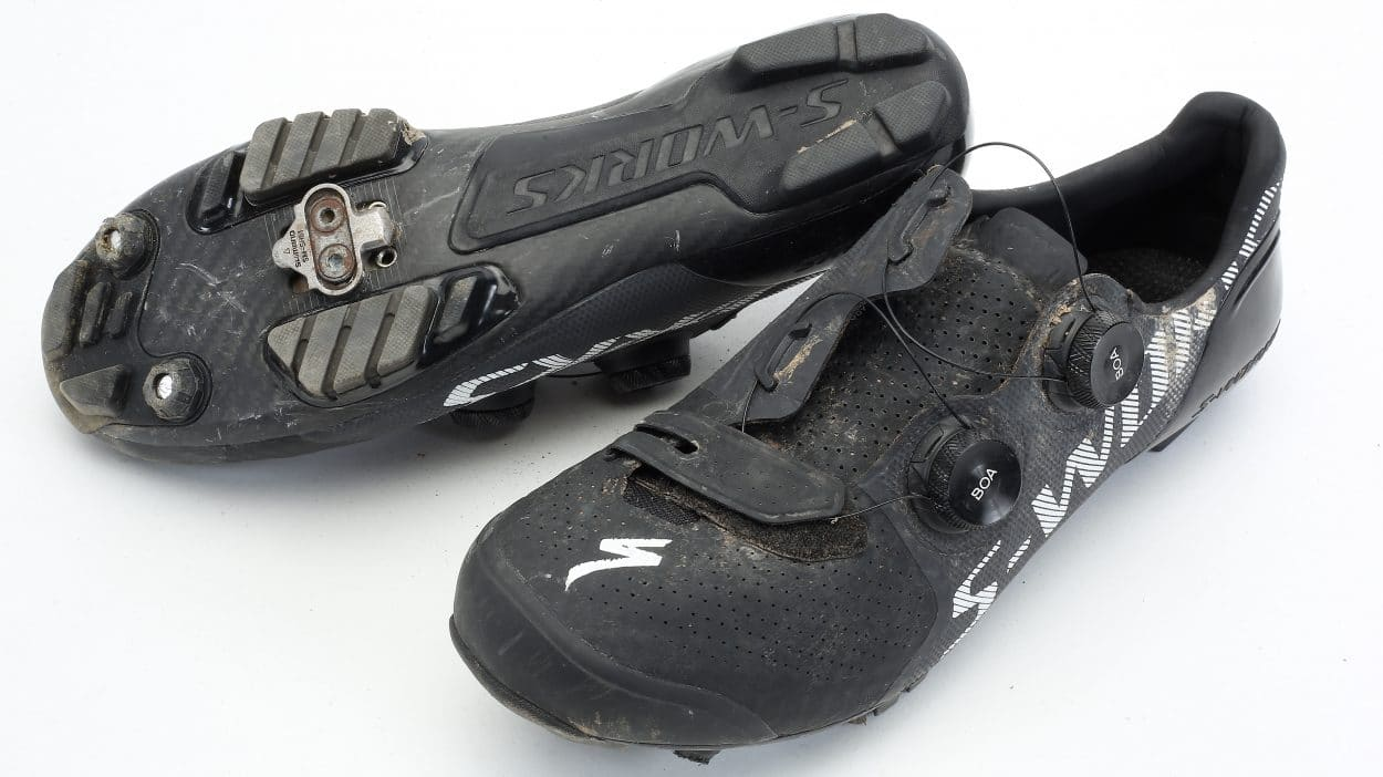 Product Test: Specialized S Works Recon Shoes | Mountain