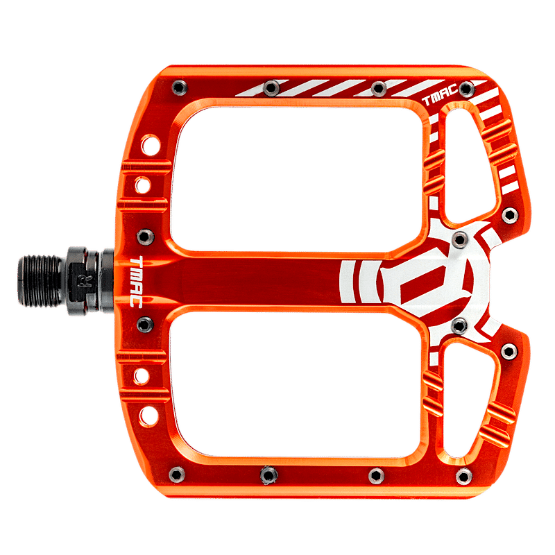 Product Test: Deity Tmac Pedals | Mountain Bike Action Magazine