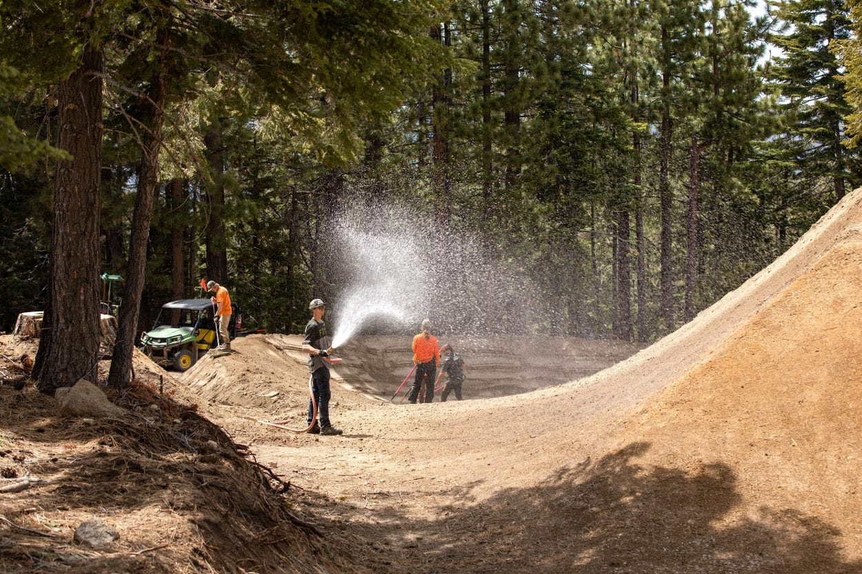 Snow Summit Bike Park Set to Open This Friday