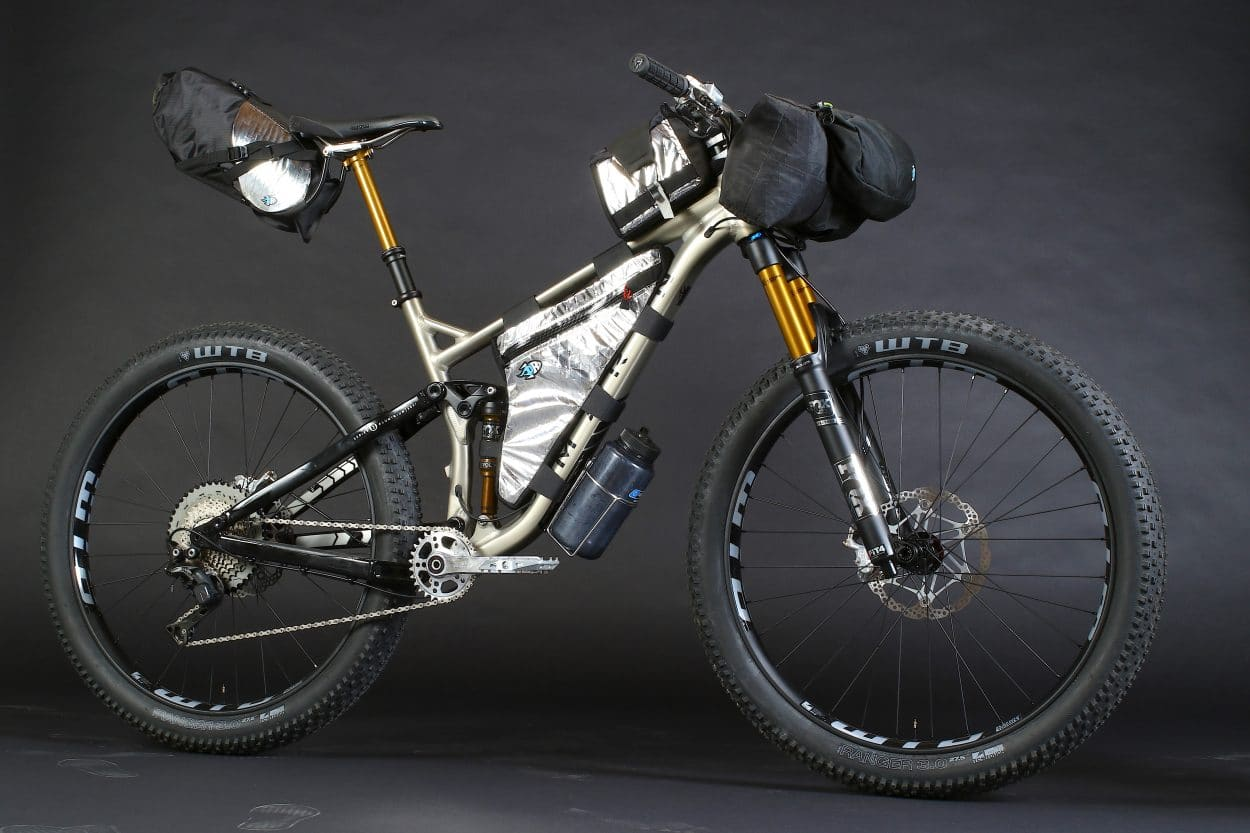 The Ultimate Bikepacking Dream Bike | Mountain Bike Action Magazine