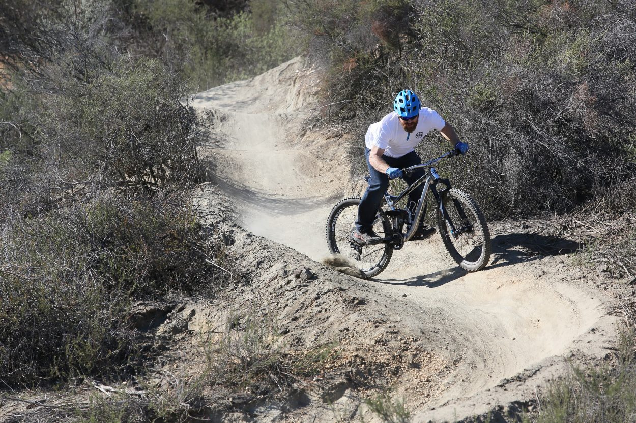 Cornering Tips With Eric Carter | Mountain Bike Action Magazine