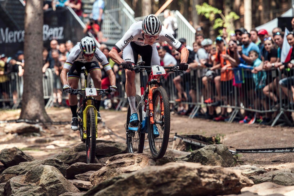 64f817c8f37 World Champion Kate Courtney Wins Again | Mountain Bike Action Magazine